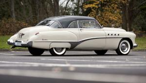 Buick Roadmaster Riviera Coupe 1949 года