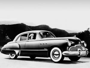Buick Super 4-Door Sedan 1949 года