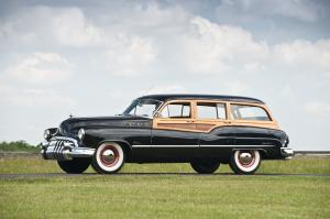 Buick Super Estate Station Wagon 1950 года