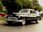 Buick Super Riviera Sedan 1950 года