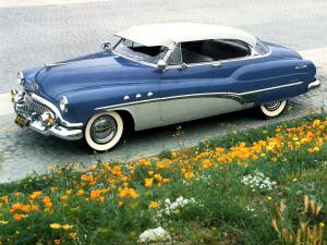 Buick Super Riviera Hardtop Coupe 1951 года