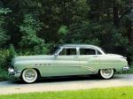 Buick Roadmaster Riviera Sedan 1952 года