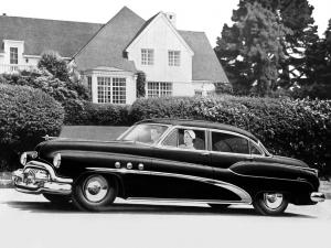 1952 Buick Super Riviera Sedan