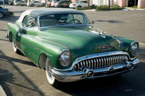 Buick Skylark Convertible Coupe 1953 года