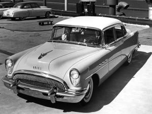 1954 Buick Super 4-Door Sedan