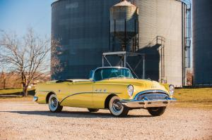 1954 Buick Super Convertible