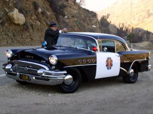 1955 Buick Century 2-Door Sedan Highway Patrol