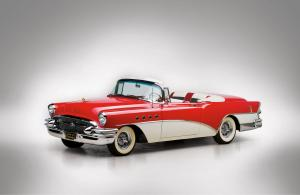 Buick Roadmaster Convertible 1955 года