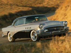 Buick Roadmaster of Jay Leno 1955 года
