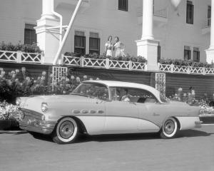 1956 Buick Super Riviera Hardtop Sedan