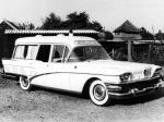 Buick Limited Ambulance by Visser 1958 года