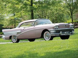 Buick Special Riviera Hardtop Coupe 1958 года