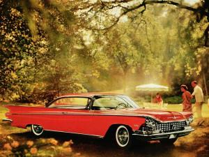 Buick Electra Hardtop Coupe 1959 года