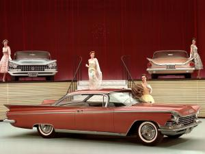 Buick Invicta Hardtop Coupe 1959 года