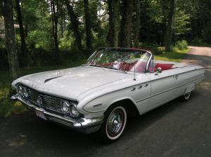 Buick Invicta Convertible Coupe