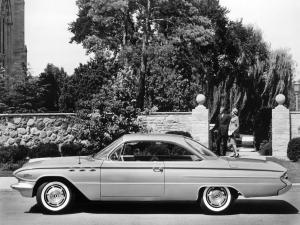 Buick Invicta Hardtop Coupe 1961 года