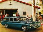 Buick Special Station Wagon 1961 года
