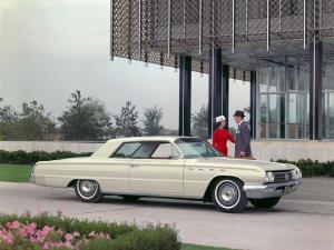 1962 Buick Electra 225 Hardtop Coupe
