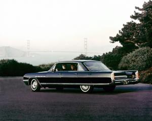 Buick Electra 225 4-Door Pillarless Sedan '1964