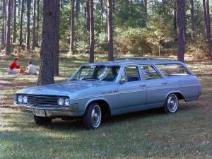 Buick Special Deluxe Wagon '1964