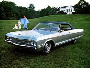 1966 Buick Electra 225 Sport Coupe