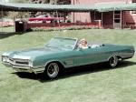 Buick Wildcat Convertible 1966 года