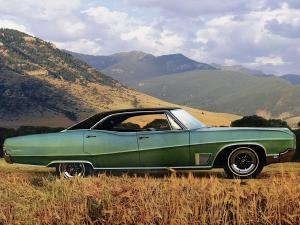 1968 Buick Wildcat Custom Hardtop Sedan