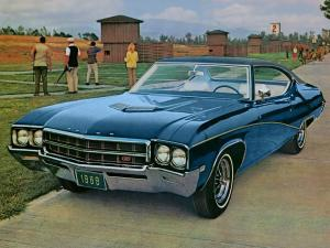 1969 Buick GS 400 Hardtop Coupe