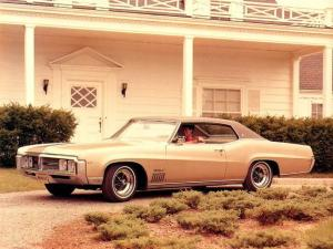 1969 Buick Wildcat Custom Hardtop Coupe