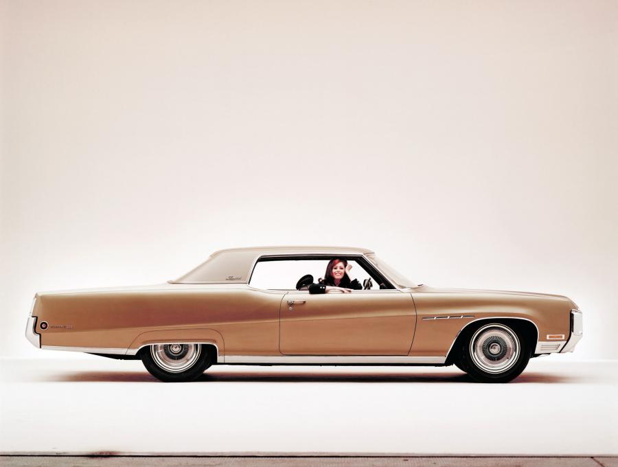 1970 Buick Electra 225 Custom Limited 2-Door Hardtop