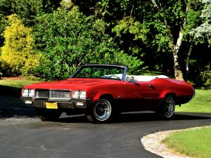 1970 Buick GS Stage 1 Convertible