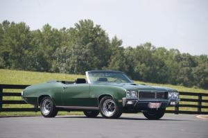 1970 Buick GS Stage I Convertible