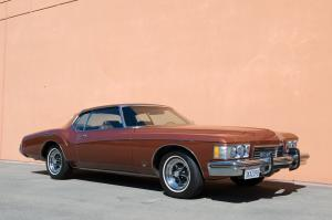 Buick Riviera GS 455 Stage 1 1973 года