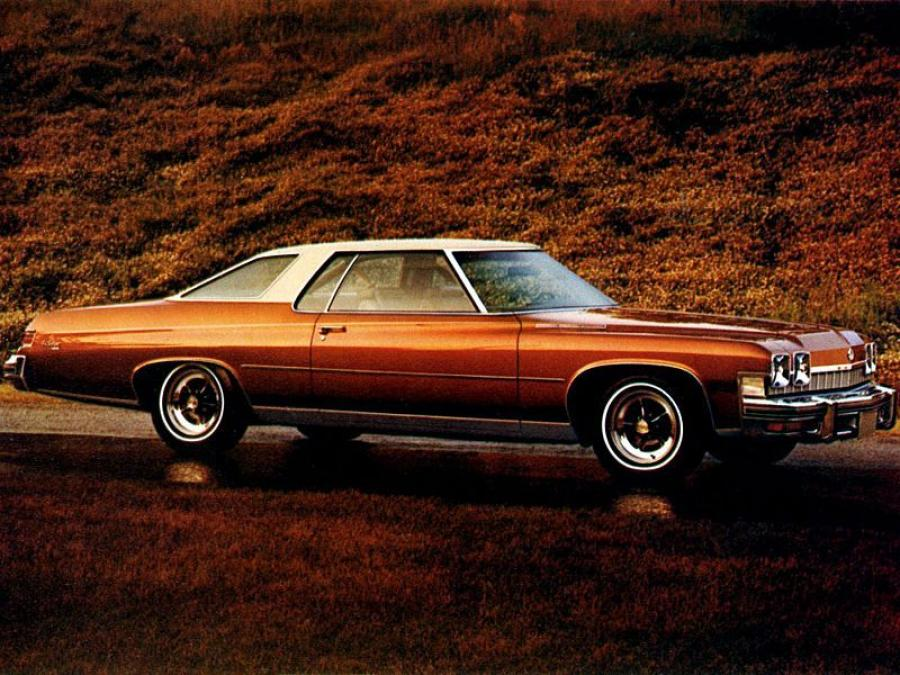 Buick LeSabre Luxus Hardtop Coupe '1974
