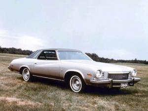 1974 Buick Regal Coupe