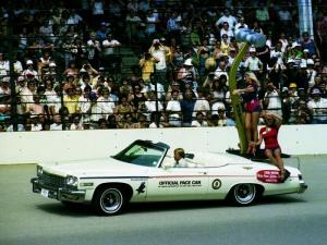 1975 Buick LeSabre Convertible Indy 500 Pace Car