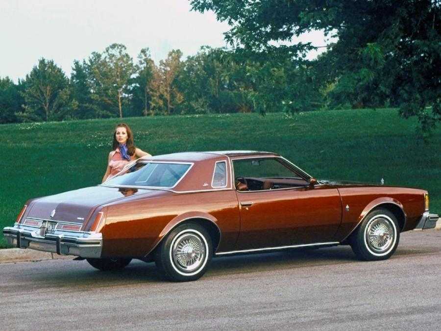 1976 Buick Century Custom Coupe