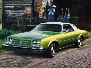 1976 Buick Century Special Colonnade Hardtop Coupe