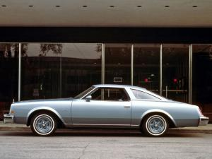 Buick Century Special Coupe 1977 года