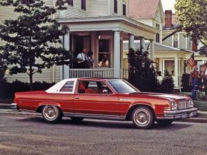 Buick Electra Limited Coupe 1977 года