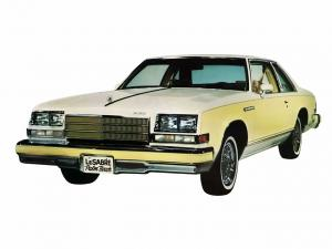 Buick LeSabre Limited Palm Beach 1979 года