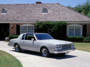 1980 Buick Regal Sport Coupe