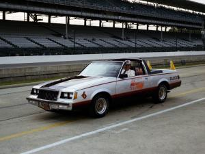 Buick Regal Indy 500 Pace Car 1981 года