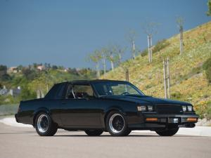 Buick Grand National 1982 года