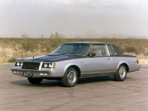 1982 Buick Regal Sport Coupe Turbo