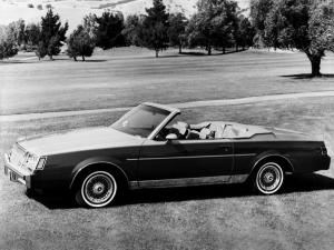 1982 Buick Regal Tiara Convertible by Classic Group