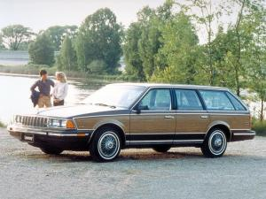 1983 Buick Century Estate Wagon