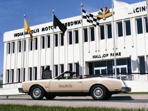 Buick Riviera Convertible Indy 500 Pace Car 1983 года