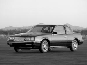 1985 Buick Somerset Regal Coupe