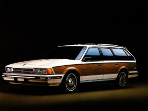 1987 Buick Century Estate Wagon